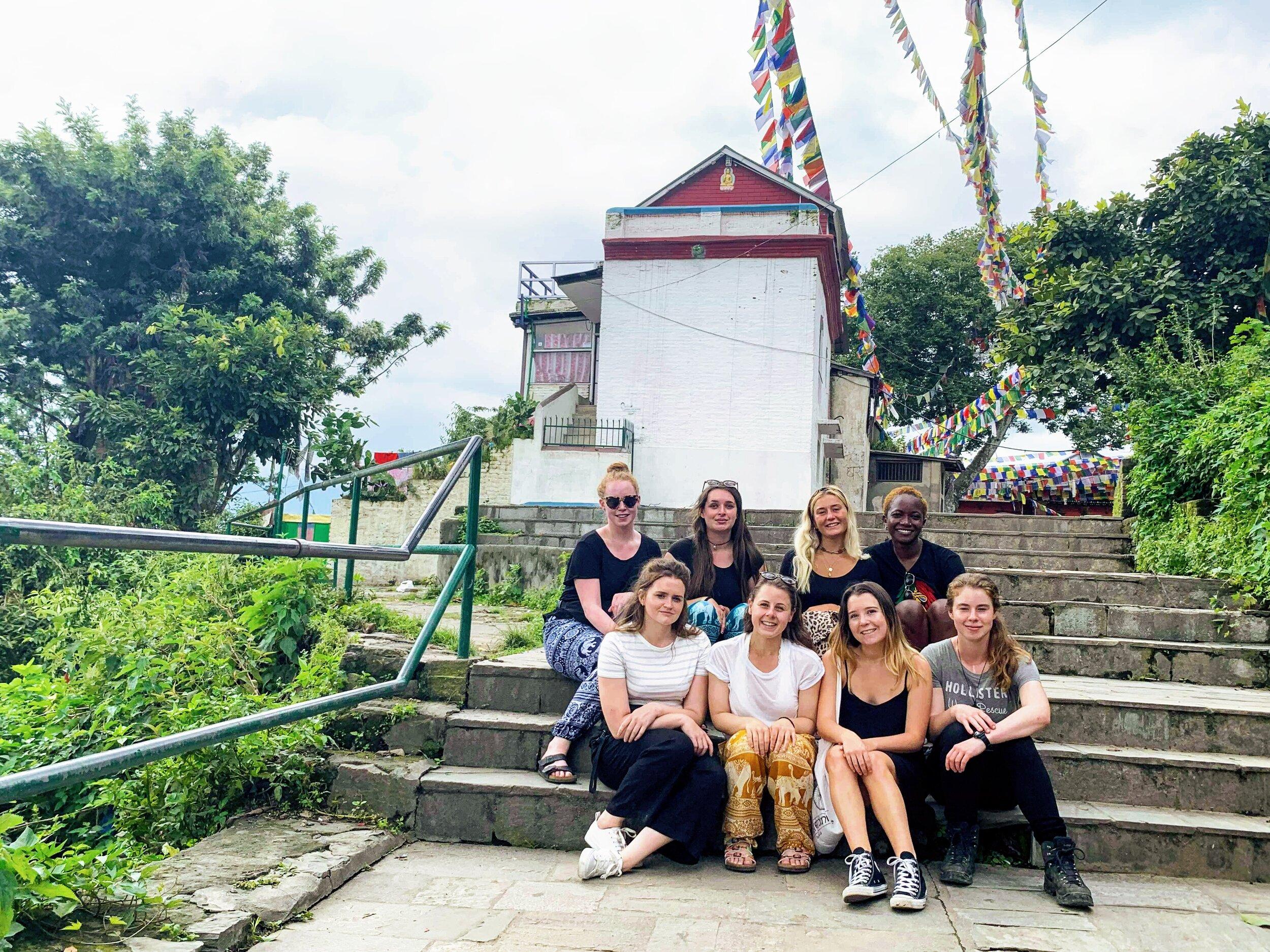 Swayambhunath Stupa (Monkey Temple, Kathmandu)