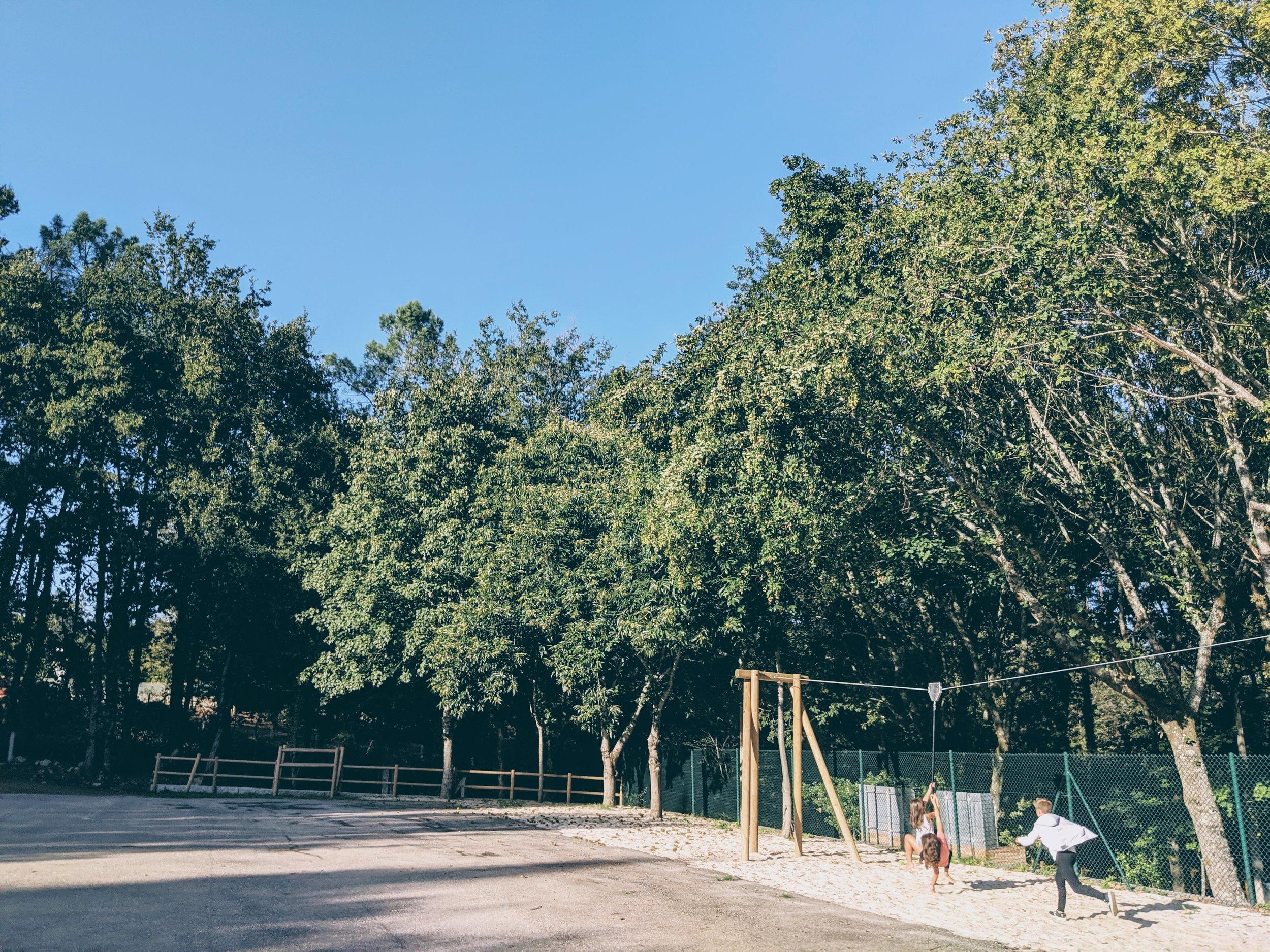Parque de Bouza Vella