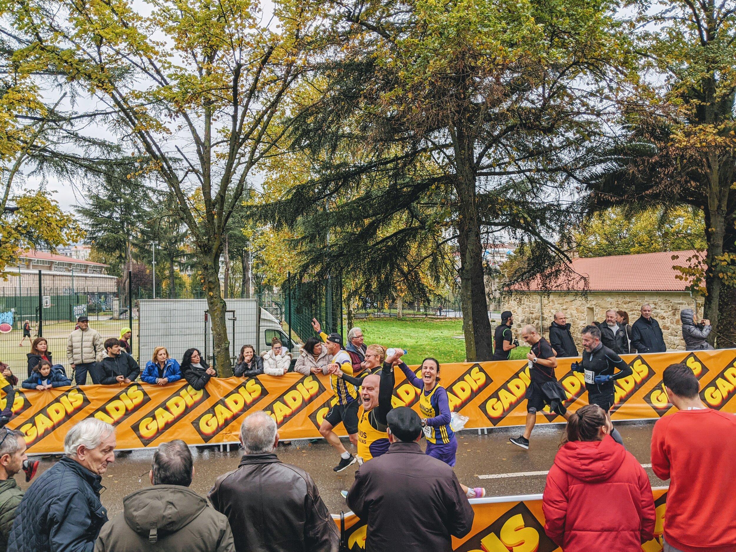 10k race in Ourense